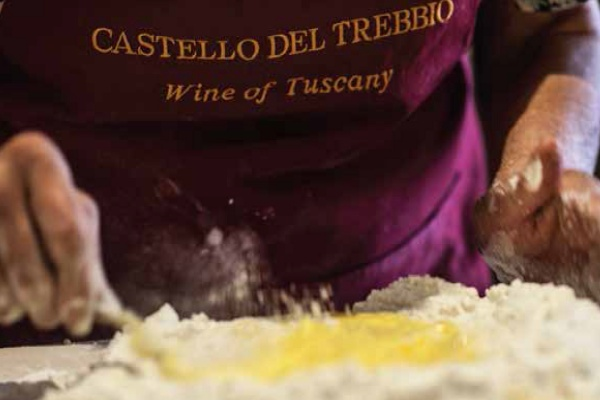 Castle of Trebbio - Tour Pasta Lovers