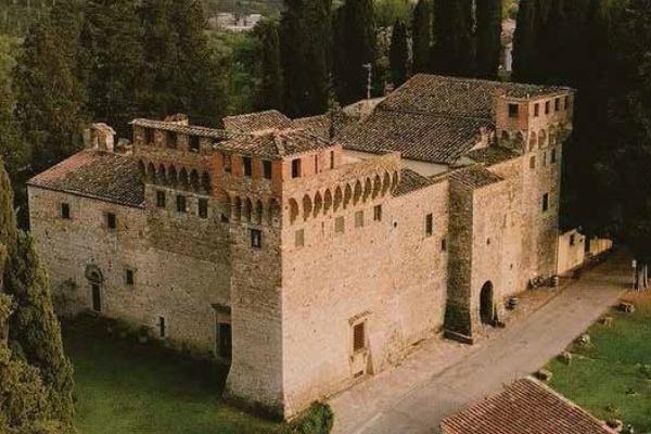 Castle of Trebbio - Royal Tour